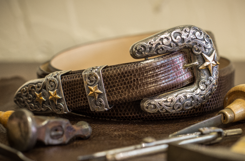 lonesome dove gallery custom ranger buckle image