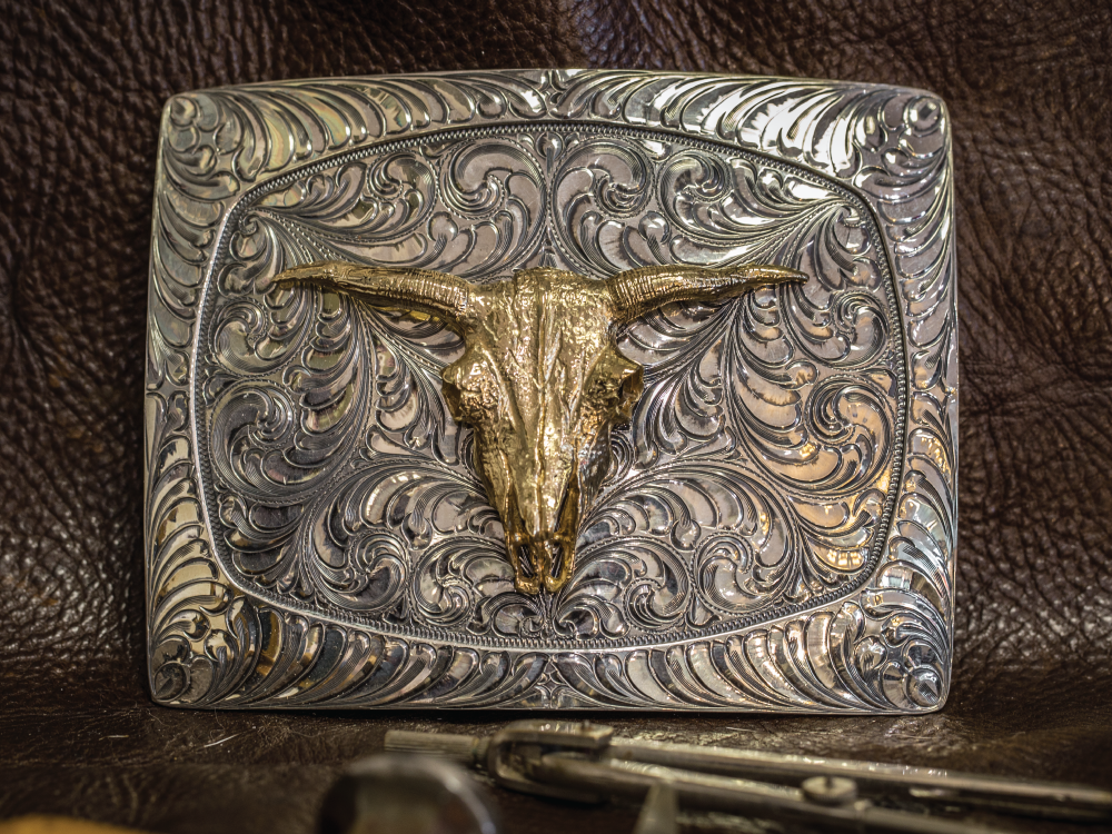 robert dove custom trophy buckles