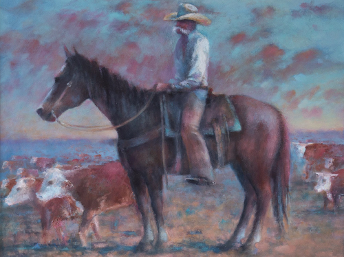Western Oil Paintings By Robert Dove Dove S Jewelers